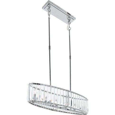 Rv Astley Mai Ceiling Pendant Light - Nickel And Cry...