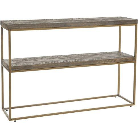Rowico Tate Console Table - Bronze