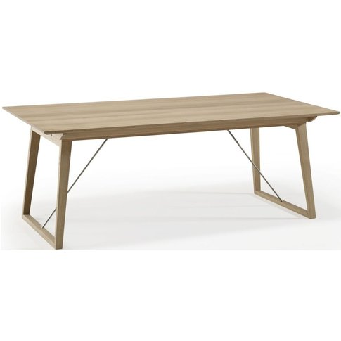 Skovby Sm38 Dining Table - 8 To 12 Seater Extending