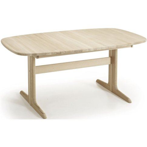 Skovby Sm74 Ellipse Dining Table - 6 To 12 Seater Ex...