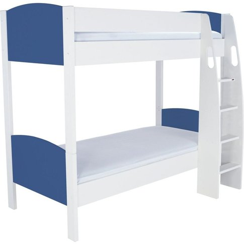 Stompa Detachable Blue Round Bunk Bed