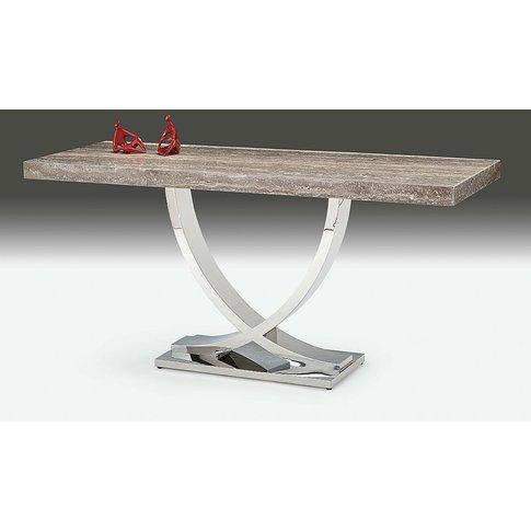 Stone International Deco Tavolo Console Table - Marb...
