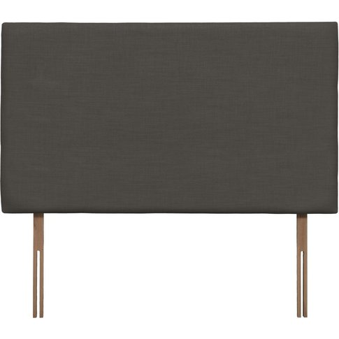 Swanglen Taurus Grand Slate Fabric Headboard