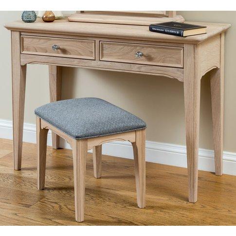 TCH New England Oak Dressing Table