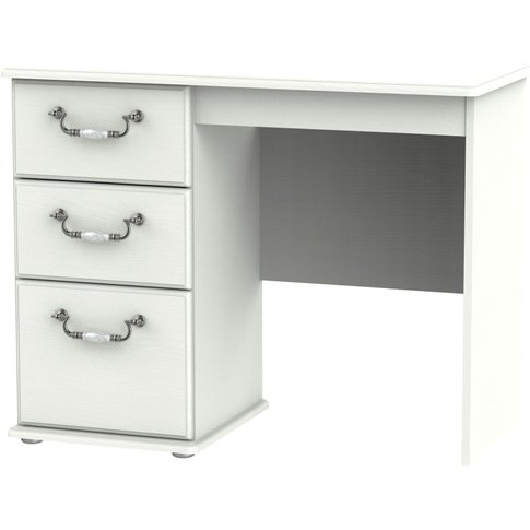 Coniston Cream Single Dressing Table