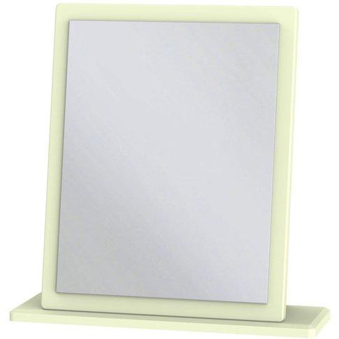 Warwick Cream Mirror - Small