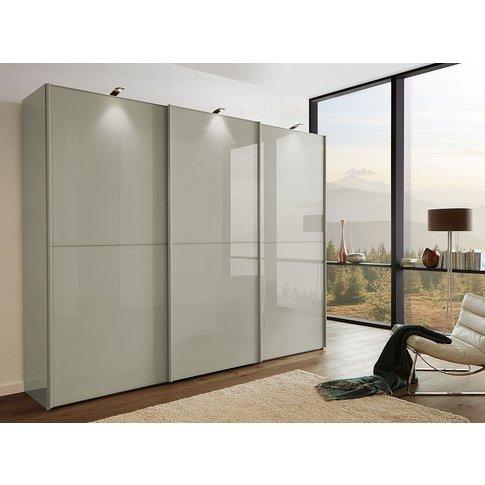 Wiemann Vip Westside2 3 Door Sliding Wardrobe With 2...