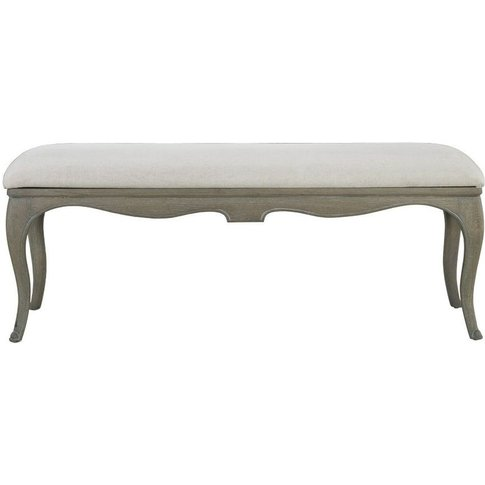 Camille Bedroom Bench By Willis And Gambier