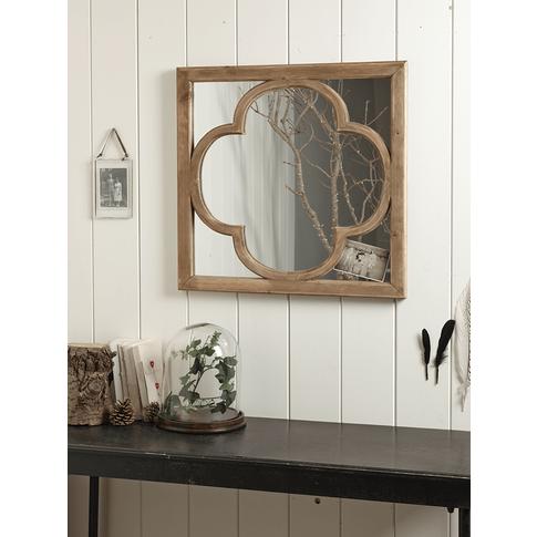 Tunis Wooden Mirror