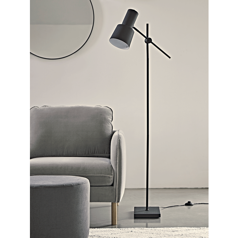 Arlington Floor Lamp - Black