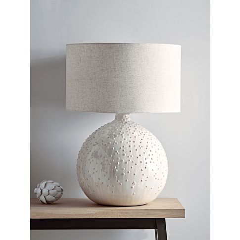 Glazed Dots Table Lamp