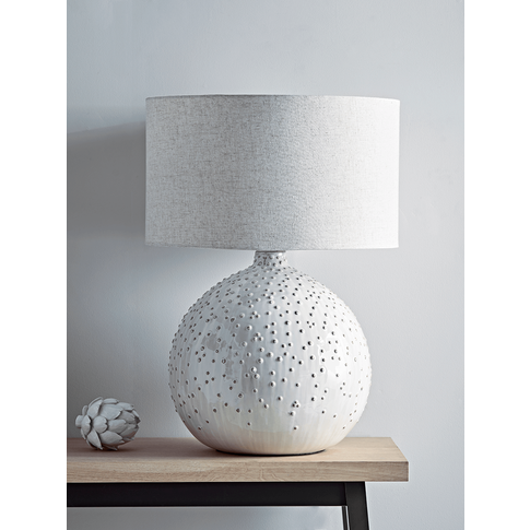 Glazed Dots Table Lamp (Sample)