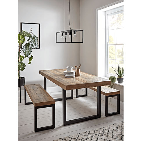 Loft Dining Table - Rectangular