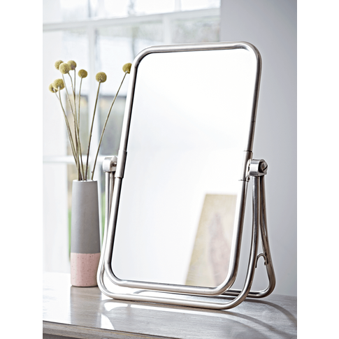 French Table Mirror