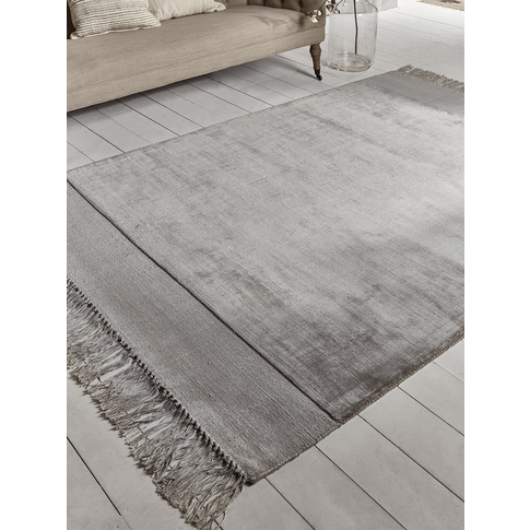 New Sienna Rug - Soft Grey