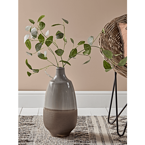 Two Tone Vase - Taupe