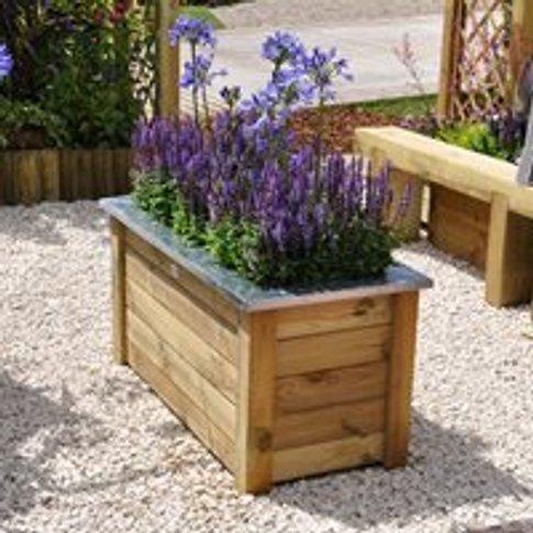 Forest Garden Cambridge Planter - 150x50cm