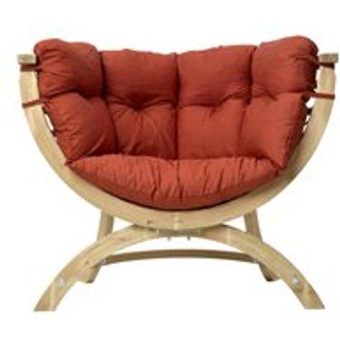 Siena Uno Garden Chair in Terracotta