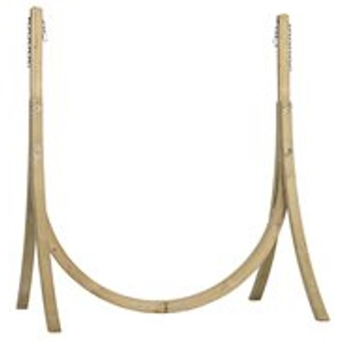 Taurus Wooden Hanging Chair Stand
