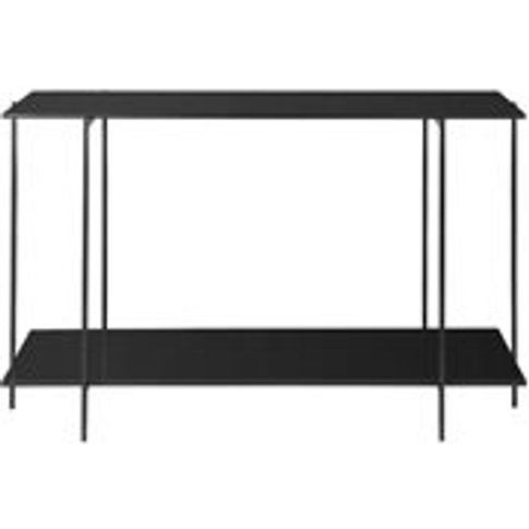 Cozy Living Anne Console Table In Black