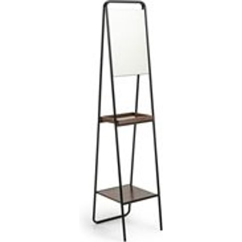 Benji Mirror With Shelf