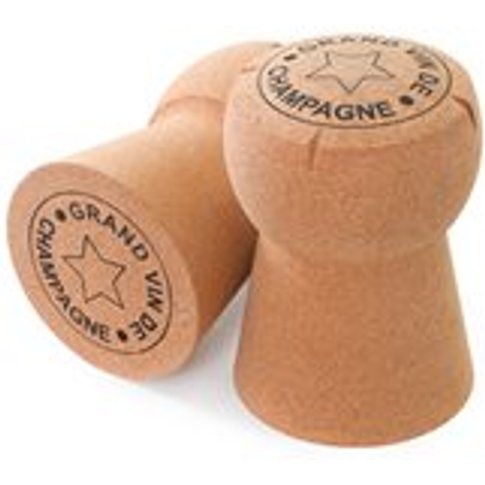 Cork Stool In Champagne Design