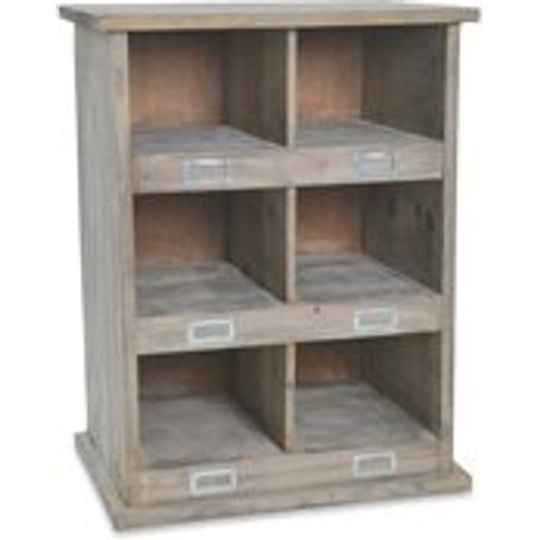 Garden Trading Chedworth Wooden Shoe Rack in 3 Sizes...