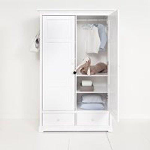 Oliver Furniture Seaside Children's Luxury 2 Door Wa...