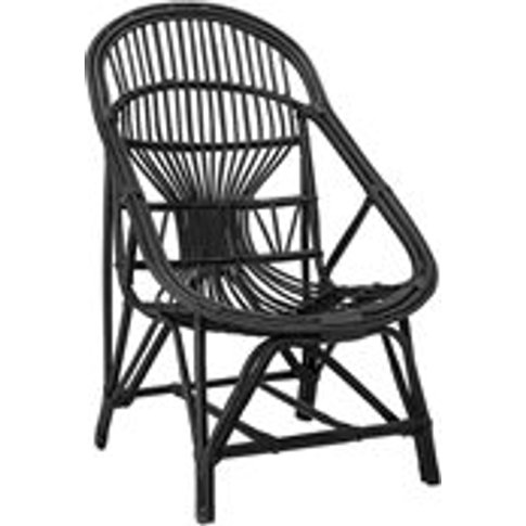 Bloomingville Cane Joline Lounge Chair