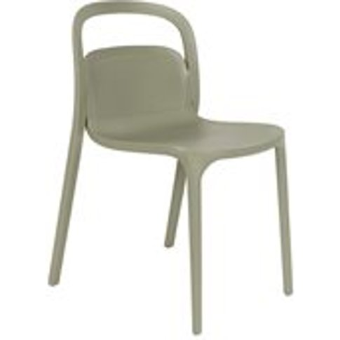 Pair Of Rex Dining Chairs In Green