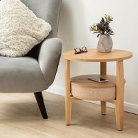 Koble Kobe Smart Side Table With Speakers & Wireless...