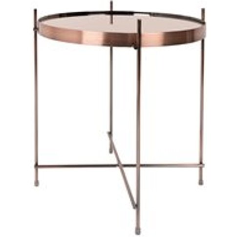 Zuiver Cupid Side Table - Copper