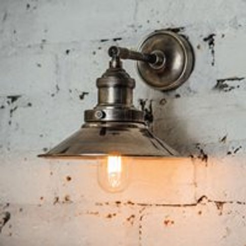 Culinary Concepts Prohibition Triangular Wall Light ...