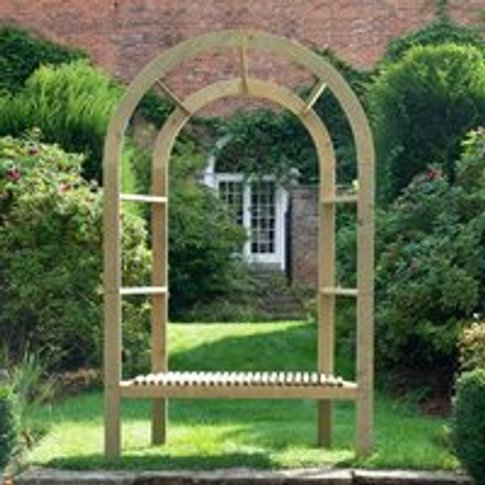 Forest Garden Infinity Arbour