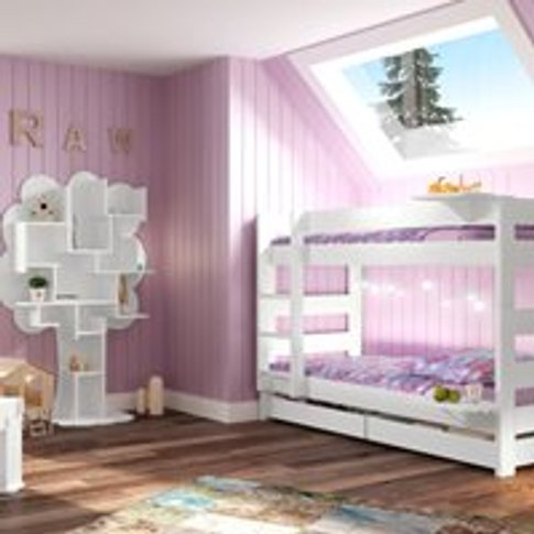 Mathy By Bols Dominique 149 Bunk Bed  - Mathy Moss Grey