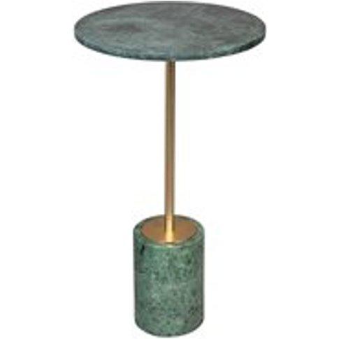 Dutchbone Gunnar Side Table  - Green