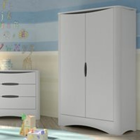 Mathy By Bols Fusion 2 Door Wardrobe - Mathy Marseil...