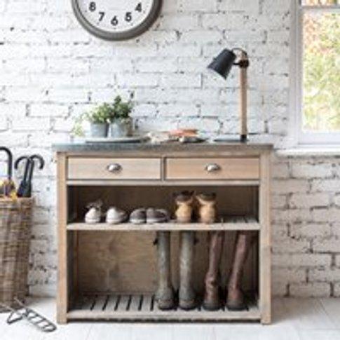 Garden Trading Aldsworth Shoe Storage Unit