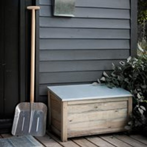 Garden Trading Aldsworth Wooden Garden Storage Box