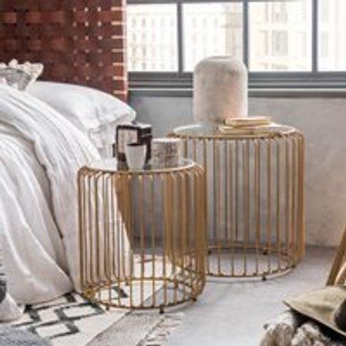 Gatsby Birdcage Nest Of Tables