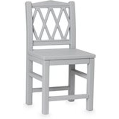 Cam Cam Copenhagen Harlequin Kids Chair - White