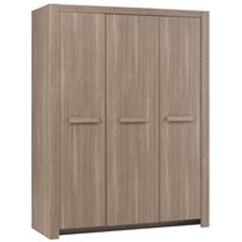 Hangun 3 Door Wardrobe