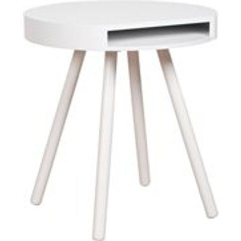 Zuiver Hide & Seek Lounge Side Table With Open Stora...