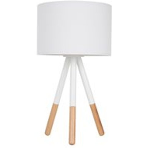 Zuiver Highland Desk Lamp - White