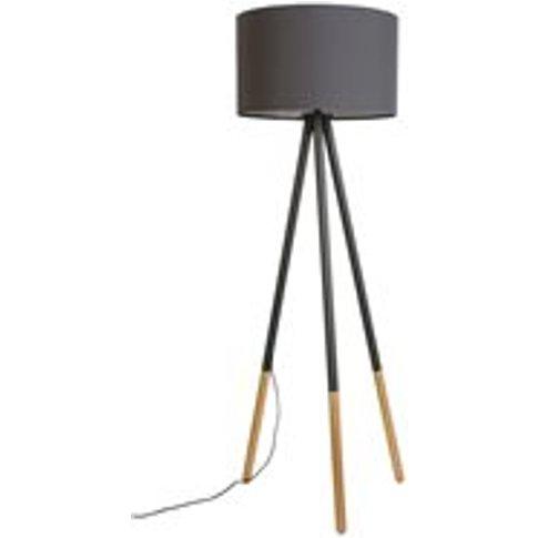 Zuiver Highland Floor Lamp in Dark Grey