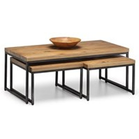 Julian Bowen Brooklyn Nesting Coffee Tables