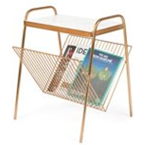 Bold Monkey Keep It Tidy Side Table