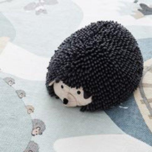 Edvin Hedgehog Seat Pouf Toy