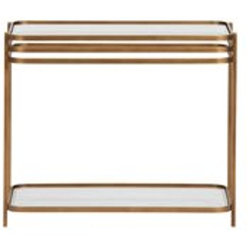 Kylie Console Table By Woood - Black
