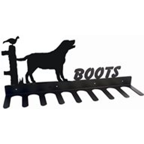 Boot Rack In Labrador Design - Medium